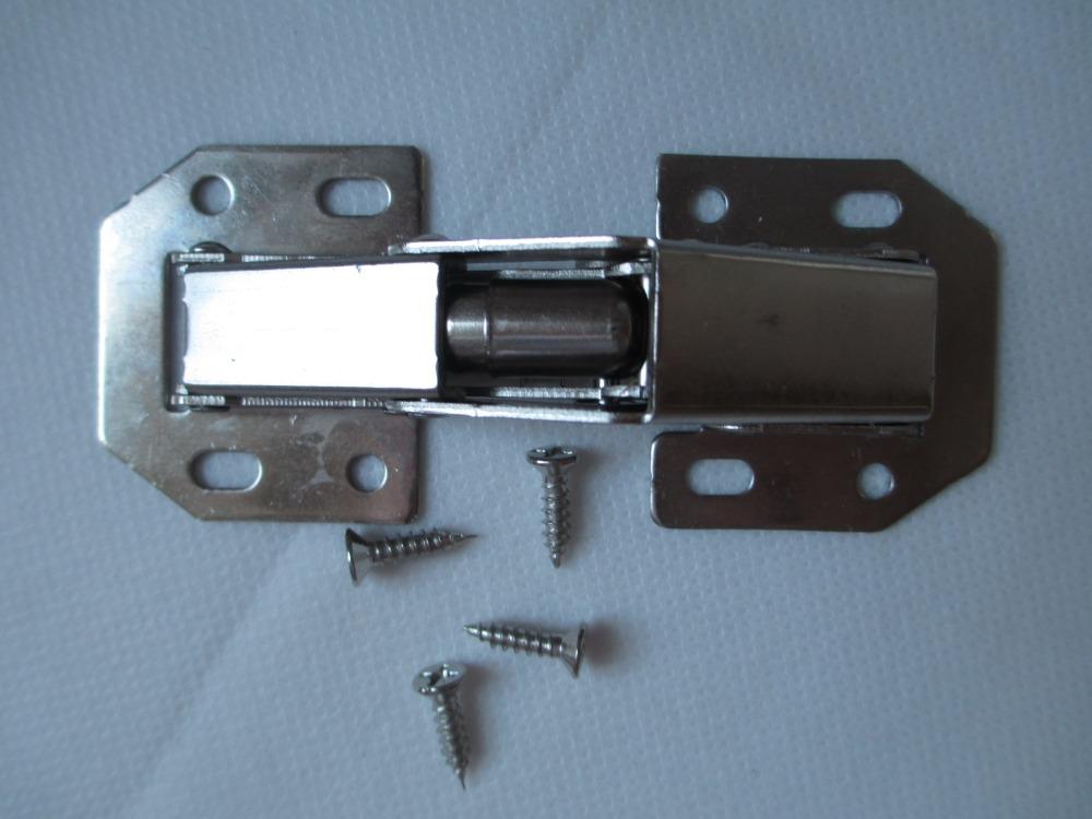 Self-close Furniture Kitchen Cabinet Cupboard Concealed Door Hinge Hardware(China (Mainland))