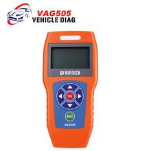 Buy 2016 Memoscan Original VAG505 Memo Scanner Vag 505 OBDii CAN OBD Code Scanner tool VW/For AUDI Scanner Auto Scan Tool for $28.70 in AliExpress store