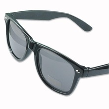 Stylish Big Frame Black Lens Wayfarer Style Sunglasses Shades Nerd Geek Eyewear oculos de sol feminino