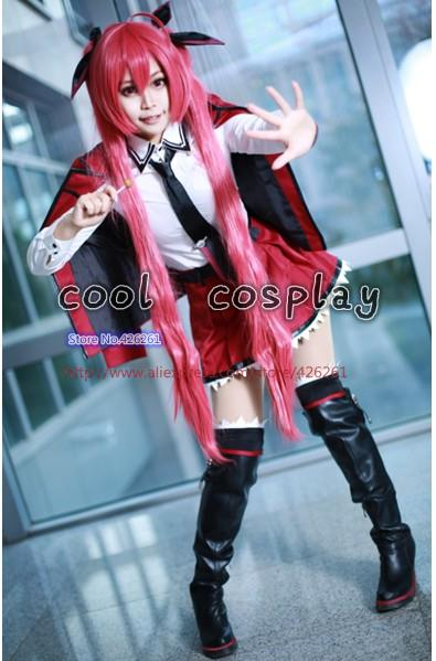 Date A Live tobiichi origami school uniform cosplay costume anime any size