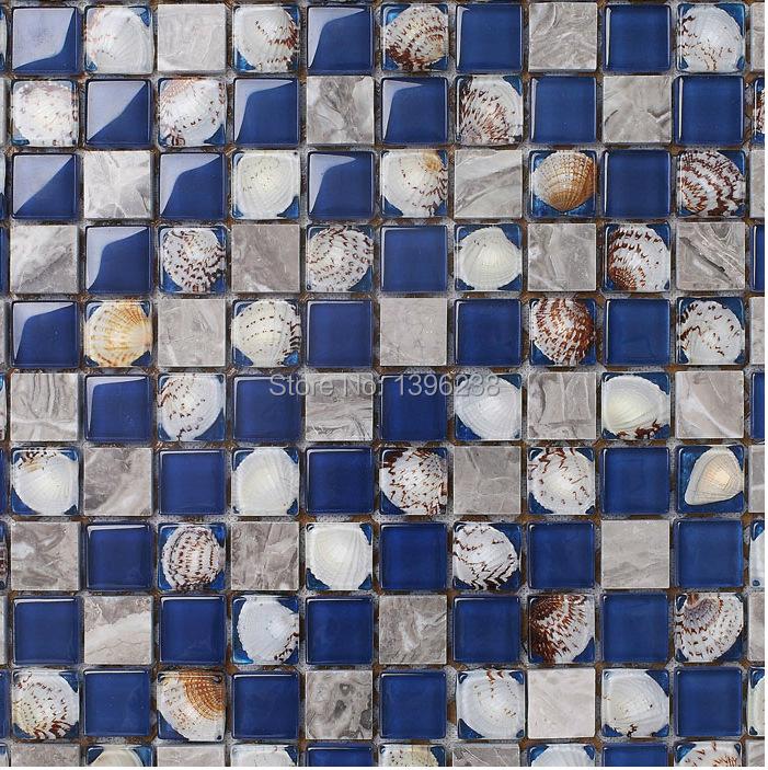 Здесь можно купить  LSBK06, glass shell mosaic tiles,glass mosaic for kitchen,kitchen backsplash glass mosaic  Строительство и Недвижимость