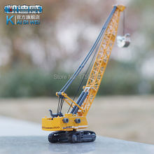 1:87 Glide Alloy Construction Vehicles Toy Model Cable Excavator Truck Model Educational Toys For Kids Boy(China (Mainland))