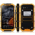 Original A9 IP68 A9 MTK6582 Quad Core 2GB RAM 16GB ROM Rugged Waterproof Dustproof 3G WCDMA