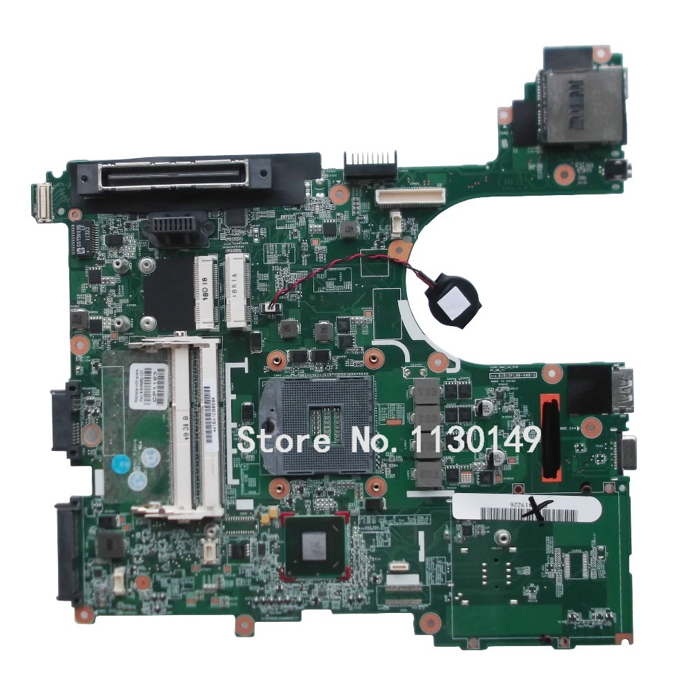 6560b motherboard 8560p motherboard 646962-001 for HP laptop motherboard 01015FL00-600-G HM65 INTEL and fully test well(China (Mainland))