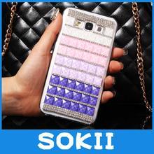 Buy 3D Luxury Bling Crystal Fashion Designed Diamond Rhinestones Case Back Hard Cover Samsung Galaxy J3 Handmade Hard Case for $7.82 in AliExpress store