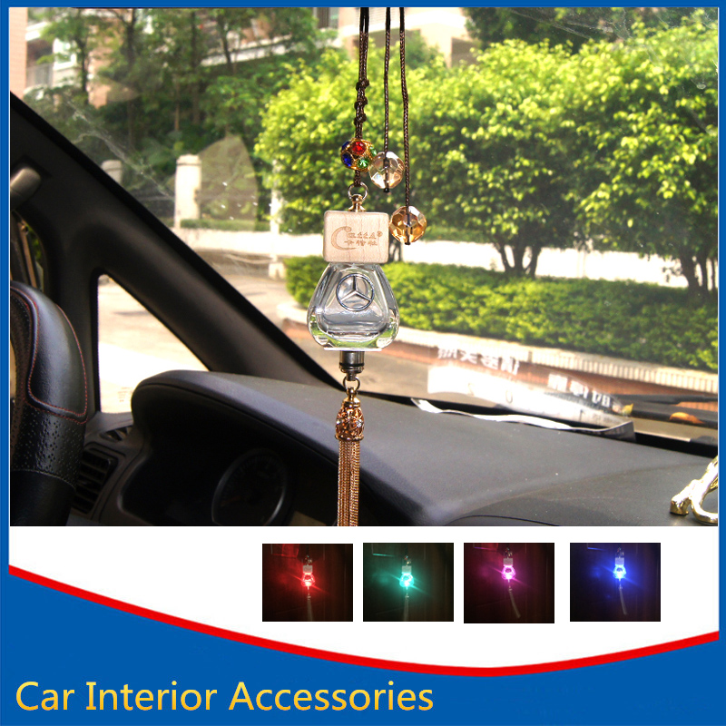 Online buy wholesale car air freshener logo from china car for Mercedes benz car air freshener