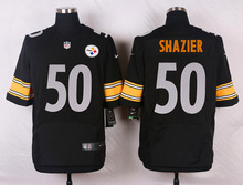 100% Stitiched,Pittsburgh Steeler Antonio Brown Ryan Shazier Le'Veon Bell Ben Roethlisberger Elite for men(China (Mainland))