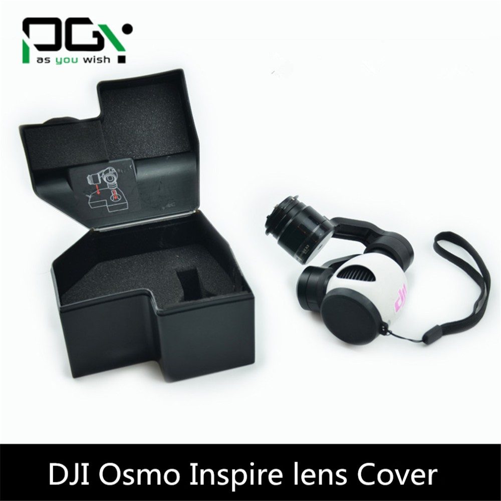 DJI Camera Lens Cover Protector Universal for DJI Osmo&Inspire1 RC Osmo Accessories