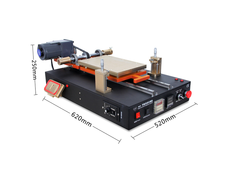 2016 TBK factory direct sale Best Service tablet automatic Separator Machine for Cracked tablet Screen(China (Mainland))