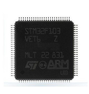 Free shipping 2PCS STM32F103VET6 STM32F103 LQFP100 IC ,(China (Mainland))