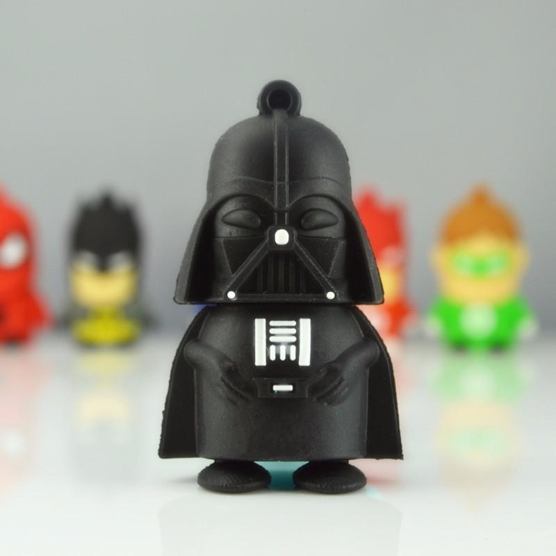 Star wars Dark Darth Vader usb flash drive32gb 64g pen drive 4gb 8gb 16gb drive flash pendrive memory stick u disk<br><br>Aliexpress