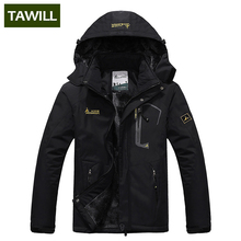 TAWILL Brand thermal Warm Winter Jacket Men Coat outwear Waterproof Windproof Hood 816(China (Mainland))