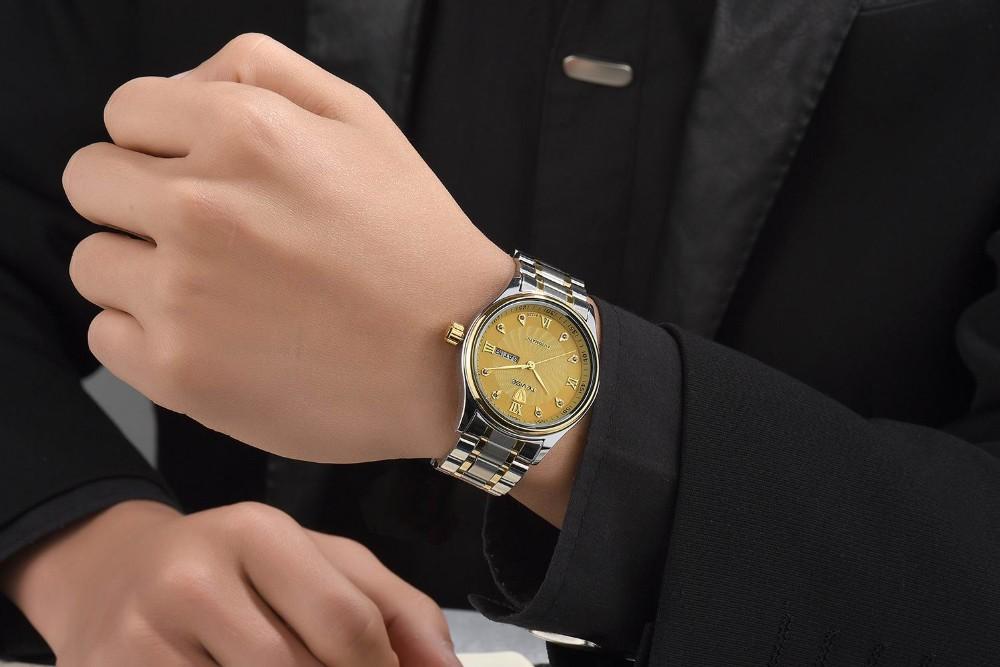 2016 New TEVISE Luxury Women Watch Stainless Steel Quartz wrist watch Hours Clock Ladies Fashion Casual Watches Relogio Feminino