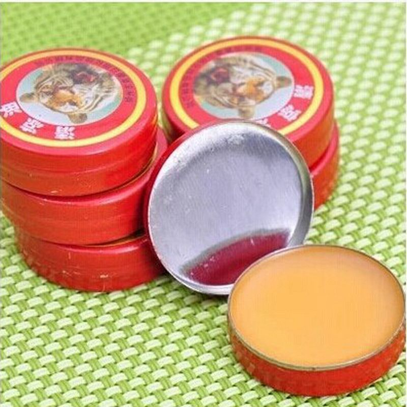 Hot sale 50pcs/lot Factory Direct Balm Tiger Head Refreshing Essential Driving Mosquito Elimination Department ZYG366(China (Mainland))