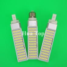 Buy 13W E27 G24 G23 LED Corn Bulb Lamp Bombillas Light SMD 5050 Spotlight 180 Degree AC85-265V Horizontal Plug Light Wam Cold White for $6.64 in AliExpress store