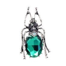 Cindy Xiang 3 Warna Tersedia Kristal Besar Beetle Bros untuk Wanita Fashion Vintage Bug Bros Pin Serangga Perhiasan Hadiah Yang Bagus(China)