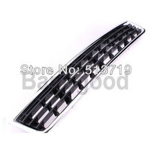 Free shipping Front Bumper auto spare parts Center Lower Grille Grills for 02-05 03 vw Sedan Chrome(China (Mainland))