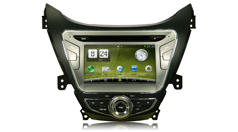 Newsmy! quad core android 4.2 HD car gps 2011 Elantra (1024*600 DT5247SH- H* ) - HUNAN NEWSMY NAVIGATION TECHNOLOGY CO.,LTD store