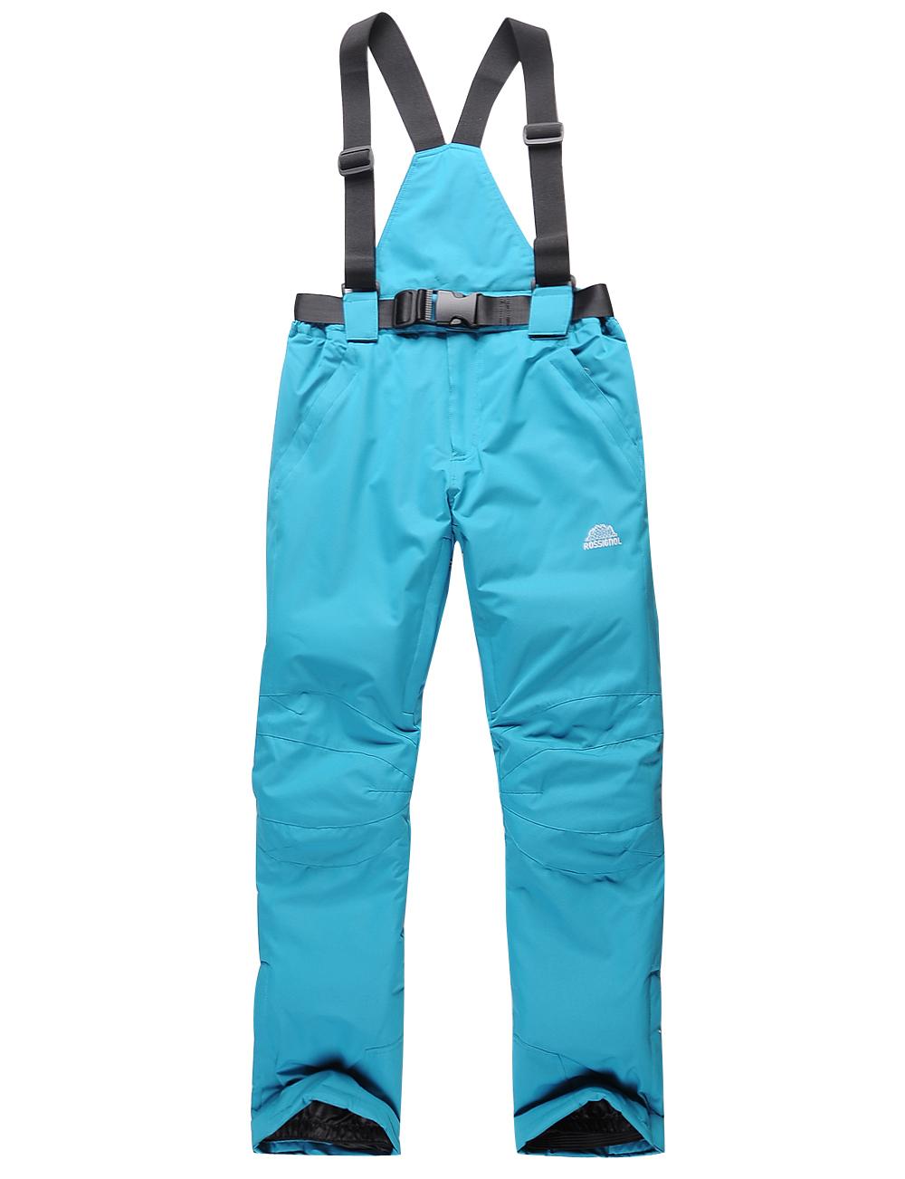 Windproof waterproof Outdoor Men Women Genuine Warmth Strap Ski Snowboard Pants 5 Color Size XS-XXL - sports 1135 club store