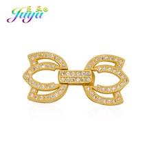 アリモーダ DIY ジュエリー継手ファスナー Clousure 真珠クラスプアクセサリー女性のための真珠のブレスレットネックレス Diy メイキング(China)