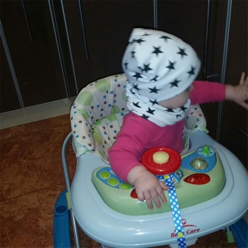kids cap scarf set