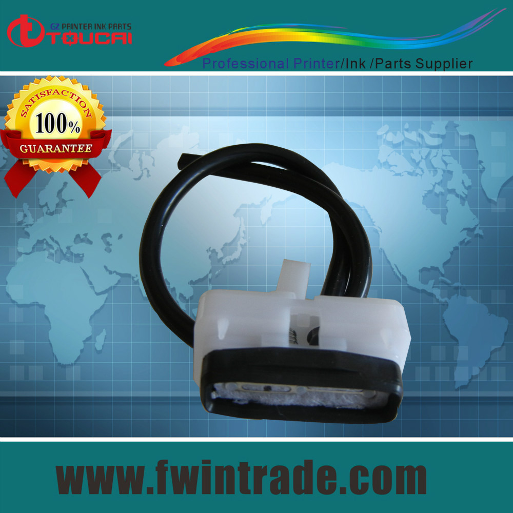 Cleaning Conmuble Parts Black Tube Sponge Foam DX4 Print Head Roland SP300 Cap Top(China (Mainland))