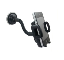 High quality Universal Car Mount Holder Suction Cradle phone Stand for SmartPhones Android phone Samsung galaxy S3 S4 S5 S6(China (Mainland))