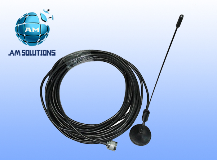Omni directional outdoor Antenna CDMA850 GSM900 with Cable for cell phone Amplifier(China (Mainland))
