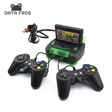 8 Bit Classic Video Game Consoles Built in 121 For FC Games To TV Player Double Handle Nostalgic For Children Gift Video Game (China (Mainland))