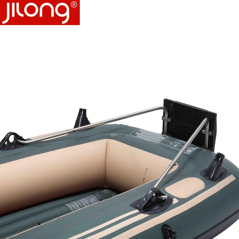 транец для надувной лодки материал