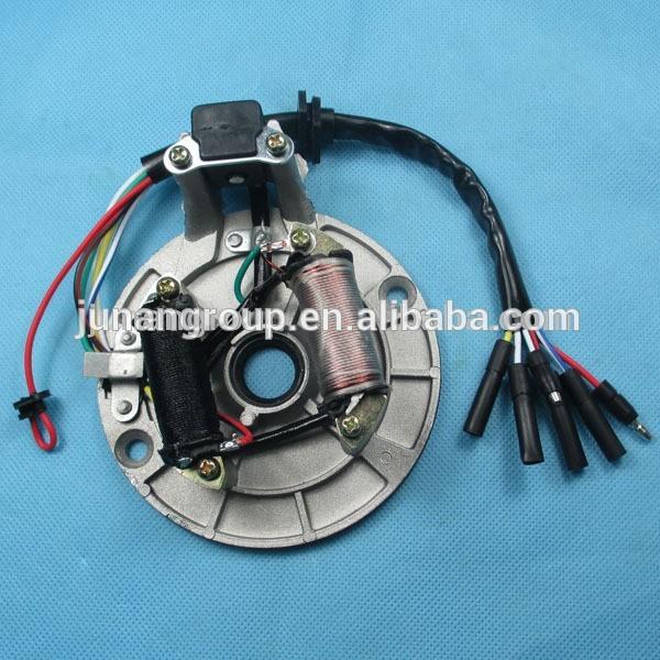 Stator Magneto Alternator LiFan 50cc 70cc 90cc 110cc 125cc Engine Mini Bike(China (Mainland))