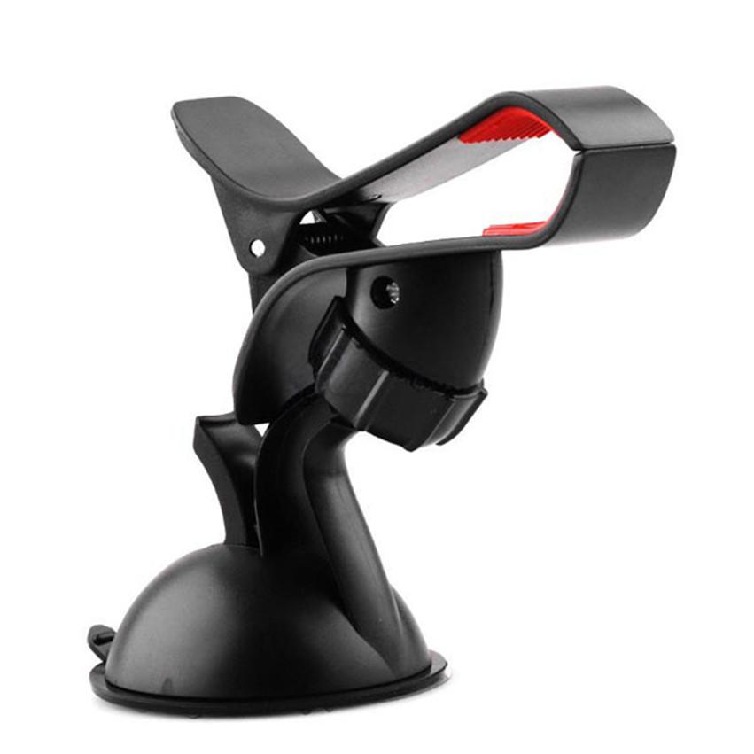 Автомобиль автомобильные аксессуары Универсальный Лобовое стекло Автомобиля Держатель Для IPHONE 5S 5C 5G 4S iPod GPS Samsung BK