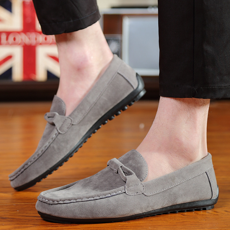 2016 new autumn trend fashion casual shoes slip