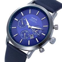 New Style casual quartz watch men sports watches men luxury brand military wristwatch leather strap men watch  relogio masculino
