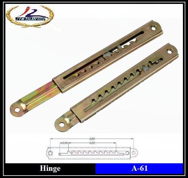 furniture sofa bed hinge . Beauty bed accessories .Massages bed mechanism(China (Mainland))