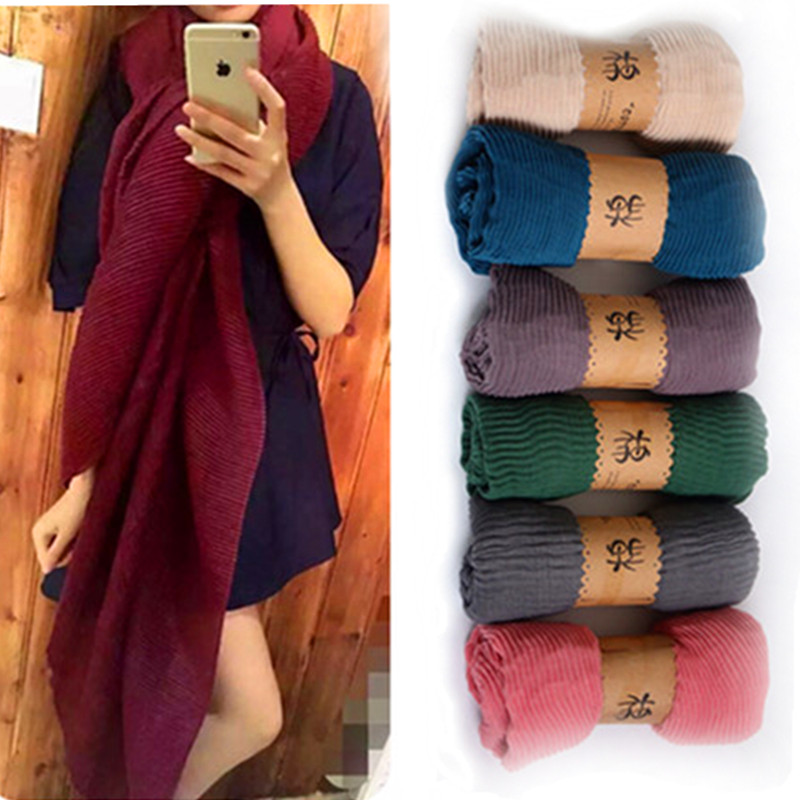 2016 new fashion warm scarfs women special shawls and scarves muslim hijab simple solid echarpe elegant oversize good quality(China (Mainland))
