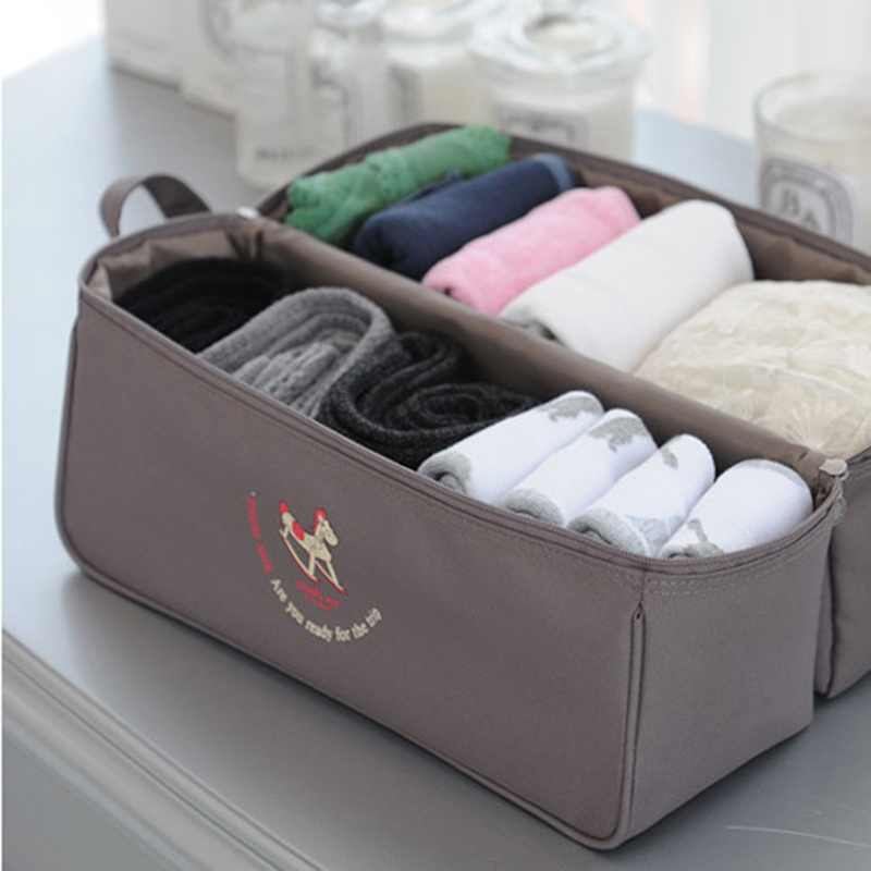 Wash Storage Bag Tote Men And Women Shoes Pouch 4 Colors Newest Fashion Nylon Waterproof Portable Women Cosmetic bag Travel best(China (Mainland))