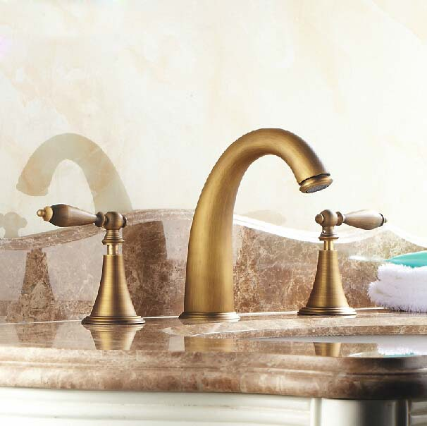 Lavabo Para Baño Antiguo:Antique Brass Bathroom Faucets