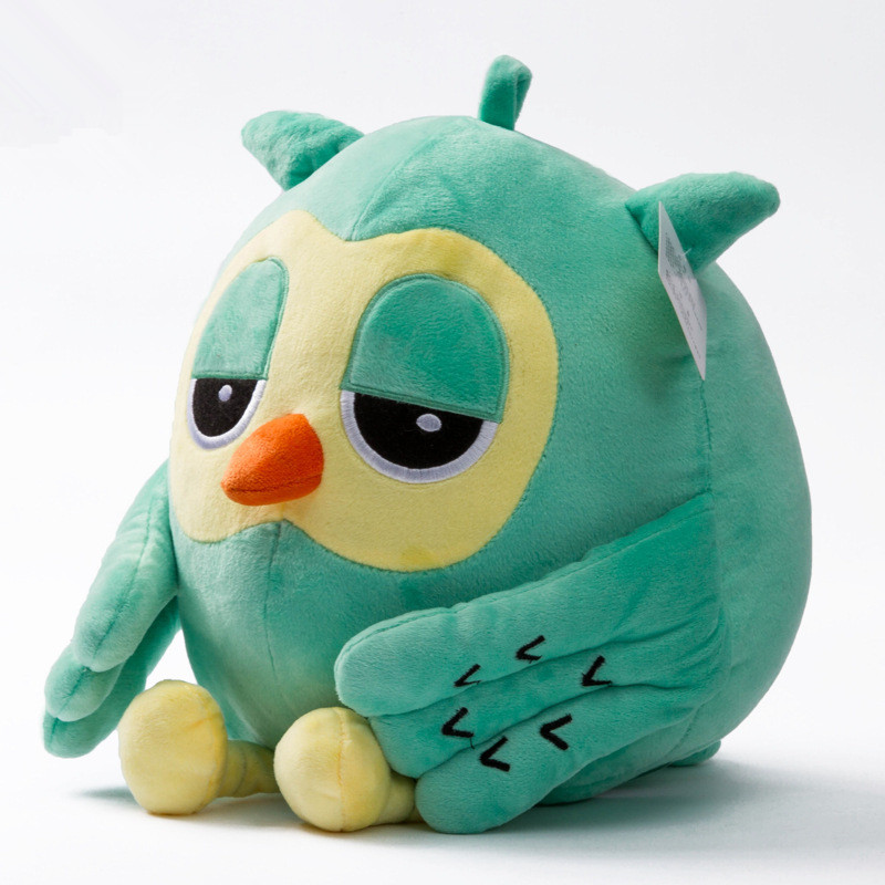 Free shipping 30 cm owl plush toys for children gifts Birthday for kids super cute night baby toys owl stuffed animal doll(China (Mainland))