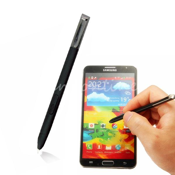New Super Quality Black Touch Screen Stylus Replacement for Samsung Galaxy Note 2 N7100 T889 S Pen(China (Mainland))