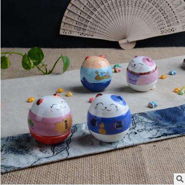 Home Decoration furnishing articles fashion Ceramic cat