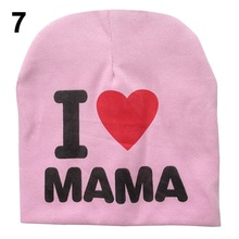 Bluelans Baby Infant Kid Boy Girl Love Heart Soft Warm Hat Knitted Caps Cotton Beanie For Children(China (Mainland))