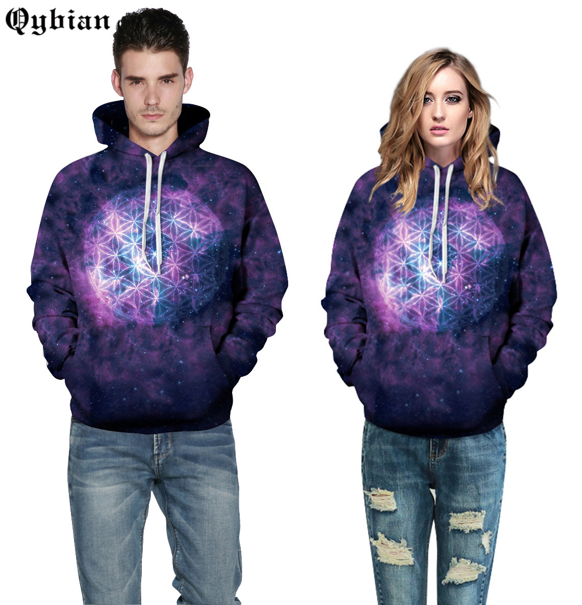 fabric nebula print sweat suit - photo #17