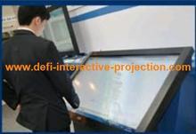 """2 Punkte 55"""" infrarot-multi-touch-screen rahmen panel-kits/hochwertige mit wettbewerbsfähigen preis(China (Mainland))"""