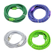 Buy 2M Braid nylon micro USB 3.0 DATA Charging Charger Cable Sony HTC Huawei Xiaomi 5 Samsung galaxy s5 Note 3 for $1.23 in AliExpress store