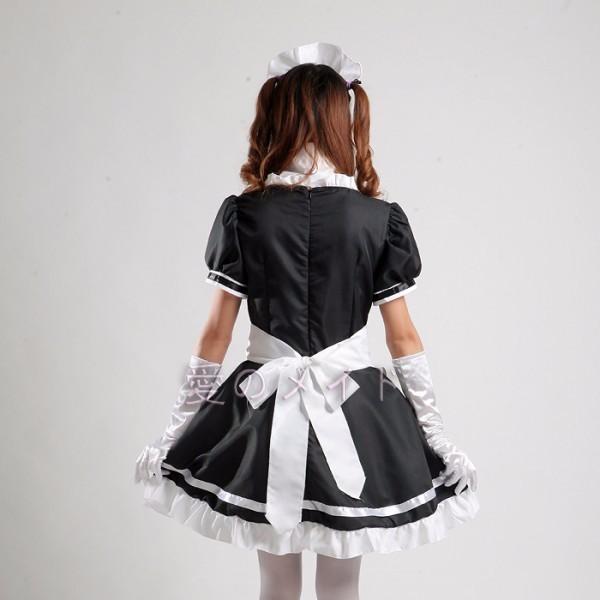 DB23978 sissy maid uniform-11