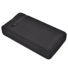 Resistant Lycra Travel Carrying Case Bag Skin Cover  For Bose Soundlink III 3 Wireless Bluetooth Speaker Box-Black