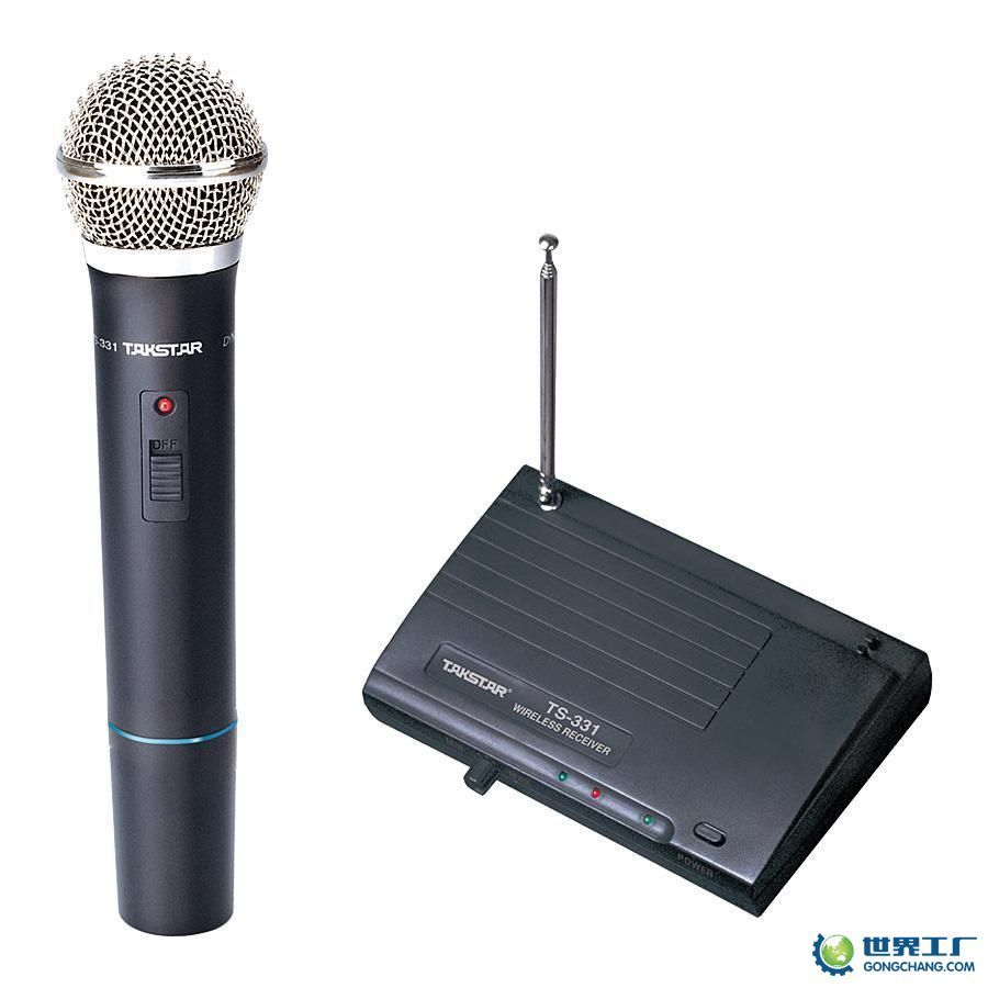 Overcometh ts-331a wireless microphone handheld<br><br>Aliexpress