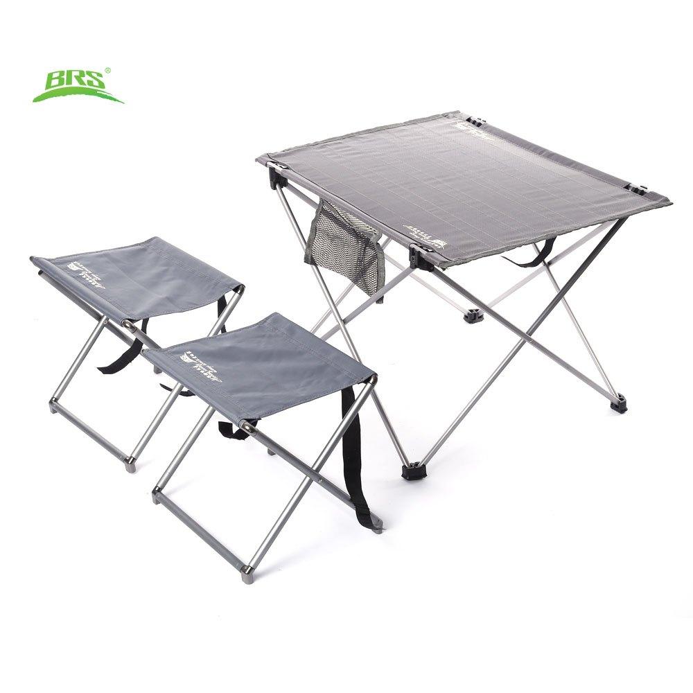 Складной столик и стулья для пикника