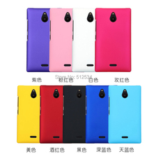 300pcs/lot free shipping New Rubber matte plastic hard cover case For Nokia X2(China (Mainland))